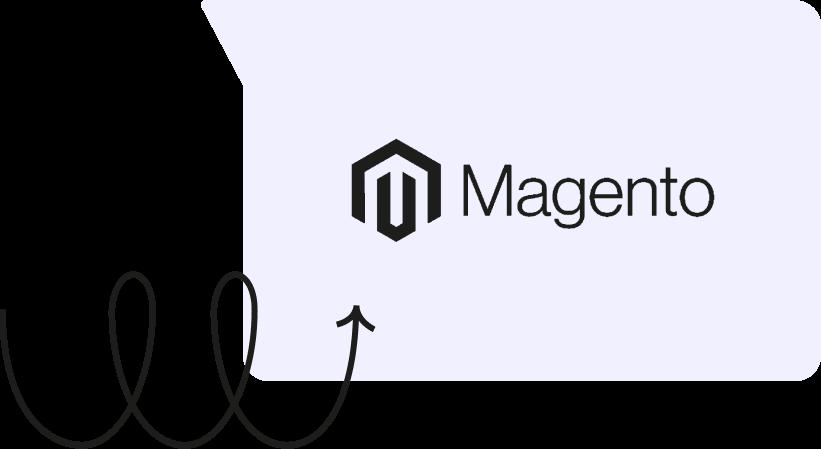 Magento integration with Dixa